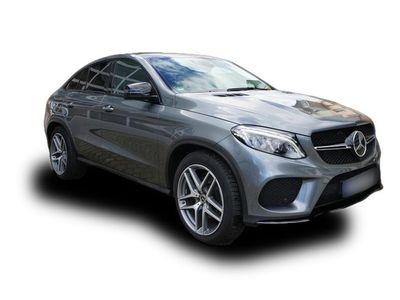 gebraucht Mercedes 350 GLE Coupé 350d AMG 4MATIC Coupe VOLLAUSSTATTU...