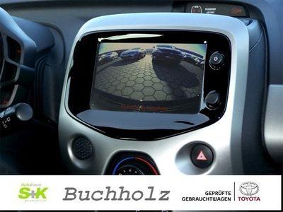 gebraucht Toyota Aygo 5-TÜRER X-Play Touch, Alu, Kamera ABS ESP