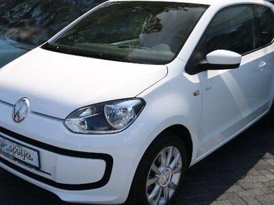 gebraucht VW up! club 1.0 TSI Klima Parkpilot