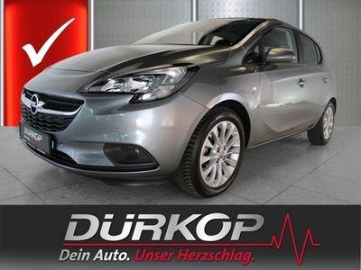 gebraucht Opel Corsa 120 Jahre 1.4 Turbo Kamera/PDC v+h/SHZ/LHZ/Tempomat