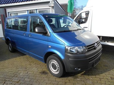 gebraucht VW Shuttle T5Klima Navigation lange Version