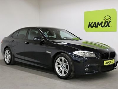 gebraucht BMW 535 d xDrive M-Sport +AHK +Navi Prof. +HUD +Bi-Xenon +Alcantara +