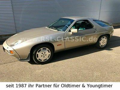 gebraucht Porsche 928 S3 4,6L V32 Schalter !!einer von 80 gebauten