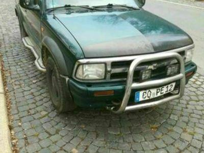 gebraucht Chevrolet Blazer S10 als SUV/Geländewagen/Pickup in Rödental