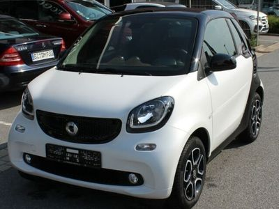 gebraucht Smart ForTwo Cabrio COOL&AUDIO-PAKET+DAB+SHZ+LM