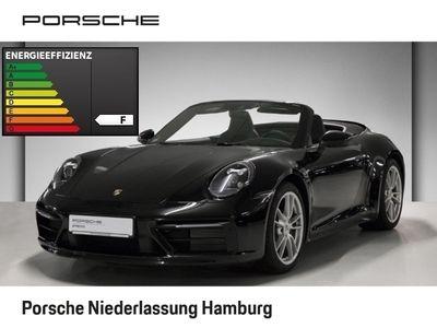 gebraucht Porsche 911 Carrera Cabriolet 992 3.0 Sportabgasanlage