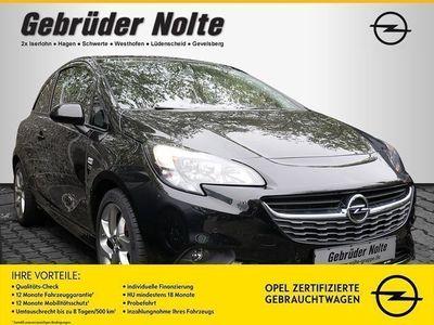 gebraucht Opel Corsa 1.4 Turbo 120 Jahre SHZ KAMERA INTELLILINK