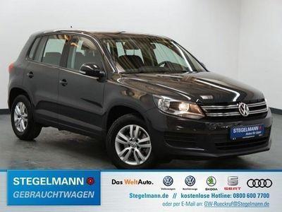 gebraucht VW Tiguan 1.4 TSI Trend + Fun Einparkhilfe ALU