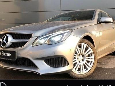 gebraucht Mercedes E250 CDI Coupé **Sitzheizung/Navi/Spur/ILS