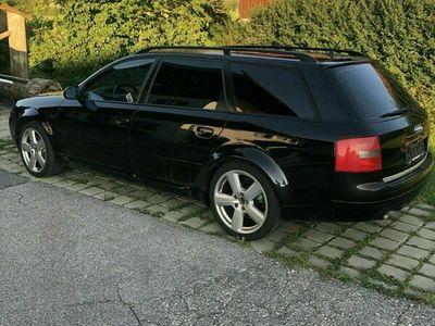 gebraucht Audi A6 4B 4.2 V8 LPG quattro