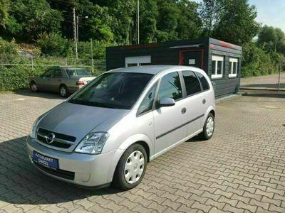 gebraucht Opel Meriva 1,7 CDTI Enjoy * Klimaanlage - 130TKM *