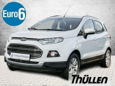 gebraucht Ford Ecosport 1.5 Diesel, PDC, Klimaauto, BT, Navi