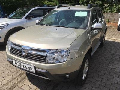 gebraucht Dacia Duster Prestige 4x2 1.6 16V 105 Leder Klima CD A