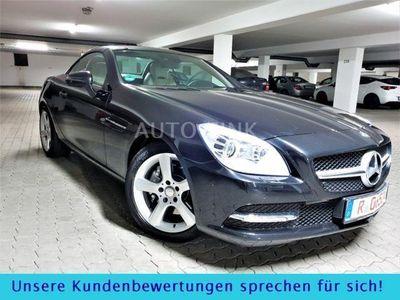 gebraucht Mercedes SLK250 BlueEFFICIENCY* ILS* NAVI* Harman Kardon