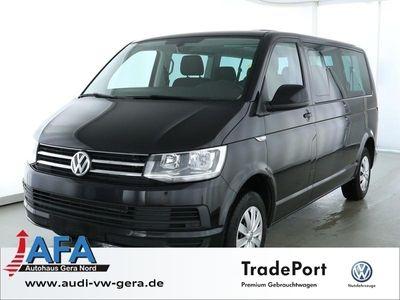 gebraucht VW Caravelle T6langer Radstand Comfortline Navi*AHK*GRA*PDC*Sitzhzg*8Sitzer