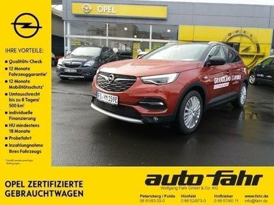 gebraucht Opel Grandland X Plug-in-Hybrid Ultimate NAVI