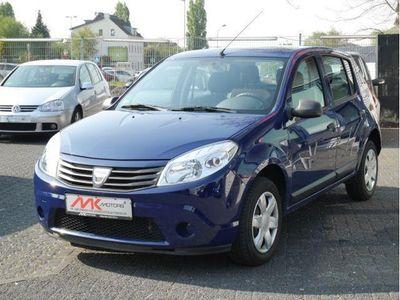 gebraucht Dacia Sandero 1.2 16V KLIMA/ZV/TÜV/ISOFIX