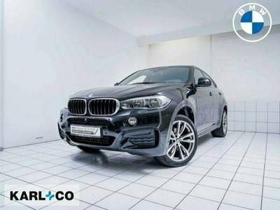gebraucht BMW X6 xDrive30d M-Sportpaket Glasdach Rückfahrkamera