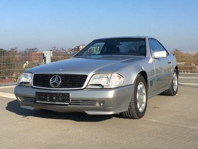 gebraucht Mercedes SL320 mit Hardtop 94.000km