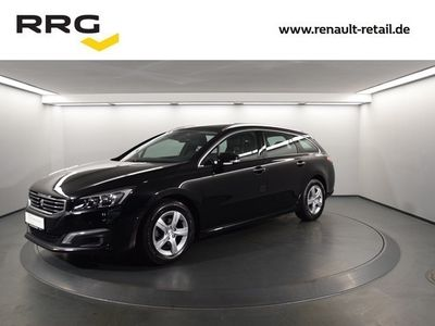 usado Peugeot 508 SW BUSINESS-LINE BLUEHDI 120