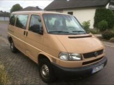 used VW T4 syncro