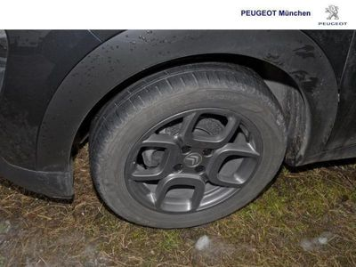 gebraucht Citroën C4 Cactus BlueHDi 100 Shine Navi Rückfahrkamera