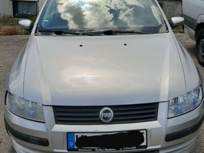 gebraucht Fiat Stilo Multi Wagon 1.9 JTD 115
