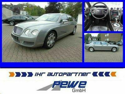 gebraucht Bentley Continental Flying Spur Tiptronic*Xenon*SH*