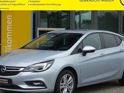 gebraucht Opel Astra Lim. Automatik Schiebedach AHK SHZ
