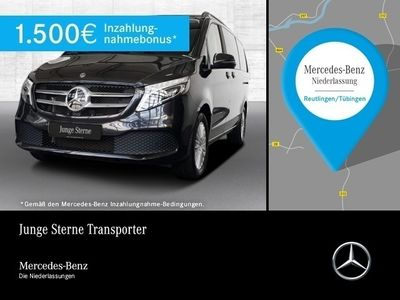gebraucht Mercedes 300 Vd lang Distr. ILS LED AHK Kamera Navi PTS