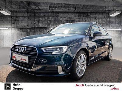 gebraucht Audi A3 Sportback Sport 1.5TFSI Navi Xen Sitzh. Einparkh.