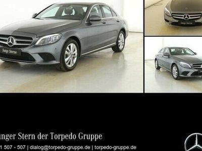 gebraucht Mercedes C200 AVANTGARDE NAVI+COMAND+LED+KAMERA+KEYLESS+