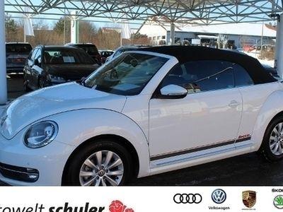 usado VW Beetle Cabriolet 1,4 TSI Design Xenon