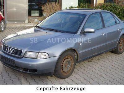 """gebraucht Audi A4 Lim. 1.8 T """"Abslout Fahrbereit""""Softwareopt.."""""""