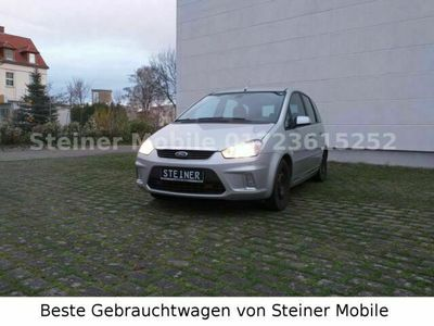 gebraucht Ford C-MAX Titanium 1.8i 92KW, Klima,AHK,Sitzheizung als Van/Kleinbus in Waltershausen
