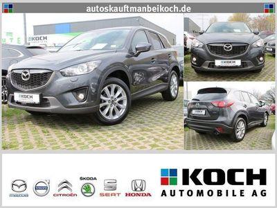 gebraucht Mazda CX-5 2.2 SKYACTIV-D Sports-Line AWD Navi, Xenon,
