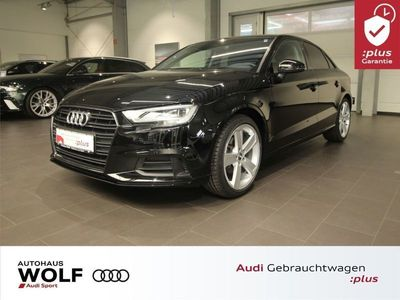 gebraucht Audi A3 Limousine Sport 1.6 TDI Navi LED virtual cockpit