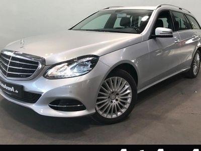 gebraucht Mercedes E200 CDI T Elegance *7G/AHK/Navi/Park-Assistent
