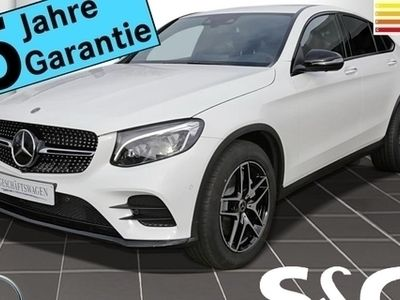second-hand Mercedes GLC350 d Coupe 4MATIC AMG-Line COMAND/LED/360°K