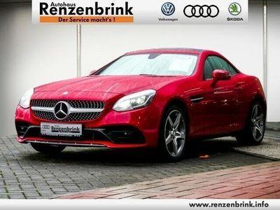 used Mercedes 180 SLK Klasse SLCAMG Line Automatik (Navi LED Leder