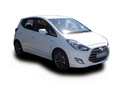 gebraucht Hyundai ix20 blue Passion 1,4