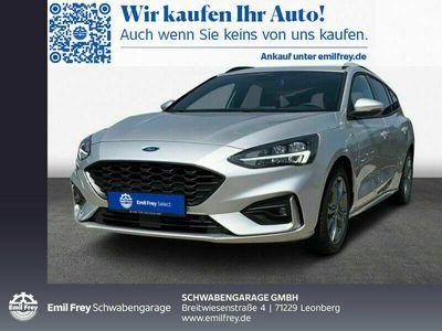 gebraucht Ford Focus Turnier 2.0 Aut. ST-LINE *LED *ACC *PDC *SHZ