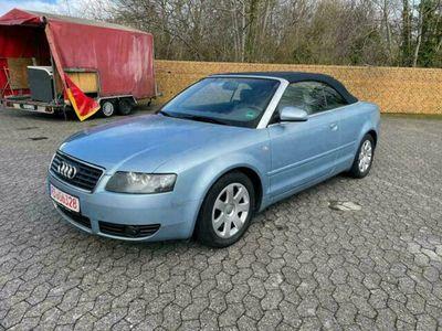 gebraucht Audi A4 Cabriolet 1.8 T *Klima*Leder*TÜV 2...