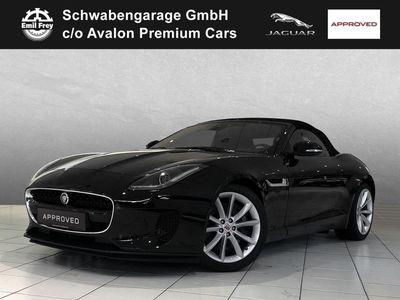 gebraucht Jaguar F-Type Cabriolet Aut. *Klimapaket*UPE 83.287*