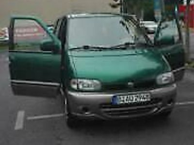 used Nissan Serena für Familien oder Reisefreudige OHNE KLIMAANLAGE!!!
