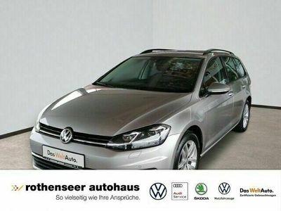 gebraucht VW Golf VII Variant 2.0 TDI DSG Comfortline *NAVI*ACC*PDC -