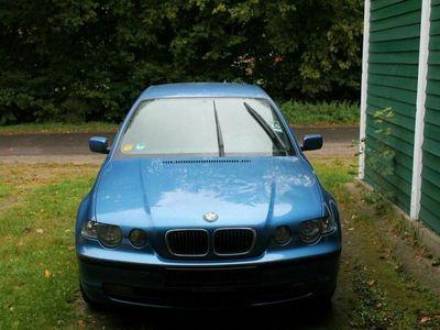 gebraucht BMW 316 Compact ti als Sportwagen/Coupé in Wiedenborstel