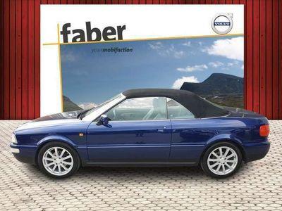 gebraucht Audi 80 Cabriolet 2.6 bei Gebrachtwagen.expert