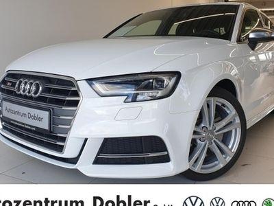 gebraucht Audi S3 Sportback 2.0 TFSI quattro PDC Matrix EURO6 LED