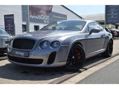 gebraucht Bentley Continental Supersports 4-Sitzer/Keramik/MwSt